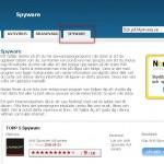 Spyware på Mjukvara.se