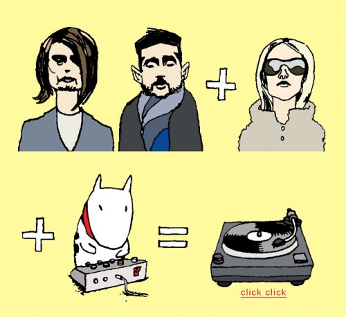Ryksopp + Karin Dreijer + Rex the dog