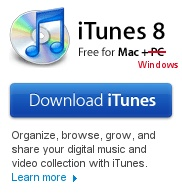 iTunes, för Mac och Windows