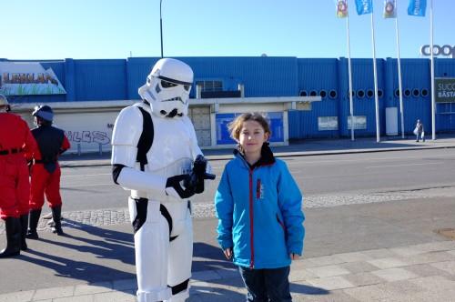 Stormtrooper och Loke